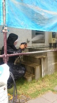 0520高圧洗浄