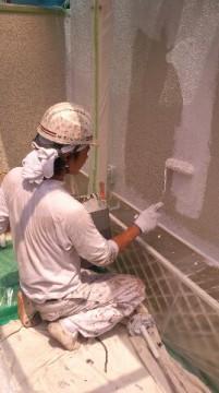 0624外壁下塗り