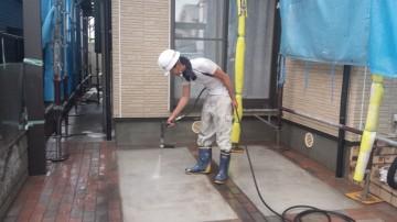 0626高圧洗浄