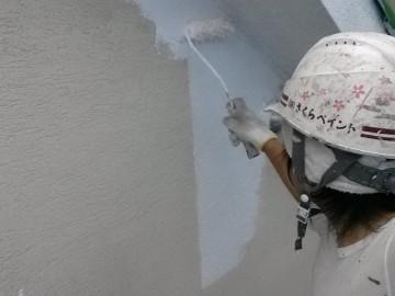 0730外壁下塗り