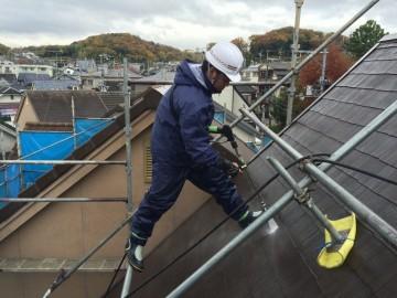 1125屋根洗浄