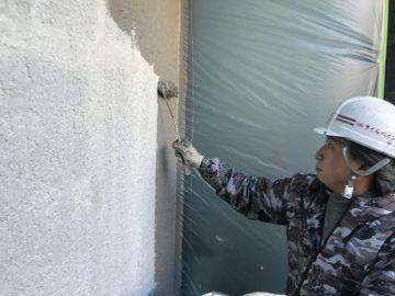 0213外壁中塗り
